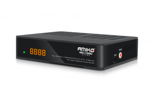 Amiko MiniHD Combo Extra | Firmwares & Tools for AMIKO Receivers
